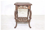 Hardwood display table, Square, Style 05-13